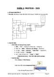 Giải tích mạch trên máy tính - Phần 2: Proteus - Isis