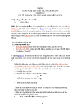 PHẦN 3. CÔNG NGHỆ SẢN XUẤT VẮC XIN CHO NGƯỜI - CHƯƠNG 7 CƠ SỞ SINH HÓA CỦA CÔNG NGHỆ SẢN XUẤT VẮC XIN