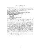 Chuyên đề : Sản xuất ván ghép thanh từ gỗ keo lá tràm