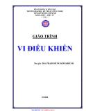 Giáo trình Vi điều khiển - ThS. Phạm Hùng Kim Khánh