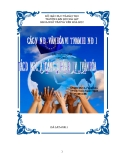 """Tiểu luận """" Tác động của toàn cầu hóa đối với văn hóa Việt Nam """""""