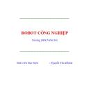 Tiểu luận: Robot công nghiệp