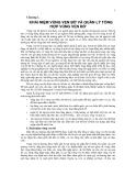 Giáo trình Quản lý tổng hợp vùng ven bờ