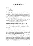 Giáo trình giải phẫu thực vật học