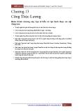 Phần mềm quản lý nhân sự trực tuyến hướng dẫn chương 13