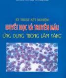 tài liệu: huyết học - truyền máu - biên soạn  : lê Đình sáng