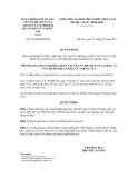 Quyết định số 55/QĐ-BCĐASW