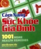 Ebook Cẩm nang sức khỏe gia đình - Nguyễn Minh Tiến