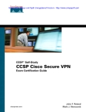 CCSP Cisco Secure VPN Exam Certification Guide