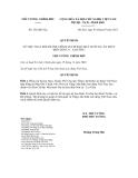 Quyết định số 522/QĐ-TTg