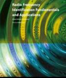 Radio Frequency Identification Fundamentals and Applications, Design Methods and Solutions