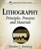 Lithography: Principles, Processes and Materials_1