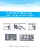 Ebook Vật liệu kỹ thuật điện và kỹ thuật an toàn điện