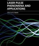 LASER PULSE PHENOMENA AND APPLICATIONS