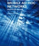 MOBILE AD HOC NETWORK: PROTOCOL DESIGN
