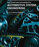 NEW TRENDS AND DEVELOPMENTS IN AUTOMOTIVE SYSTEM ENGINEERING_2