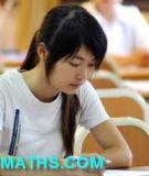 Đề thi và đáp án đề thi tuyển sinh đại học năm 2012 môn Hóa khối A - Mã đề 384