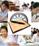 Đề thi và đáp án đề thi tuyển sinh đại học năm 2012 môn Tiếng Anh khối A1 - Mã đề 426