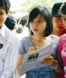 Đề thi và đáp án đề thi tuyển sinh đại học năm 2012 môn Tiếng Anh khối A1 - Mã đề 537