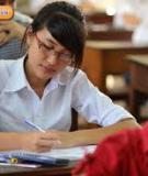 Đề thi và đáp án đề thi tuyển sinh đại học năm 2012 môn Tiếng Anh khối A1 - Mã đề 859