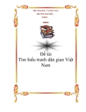 Tìm hiểu tranh dân gian Việt Nam