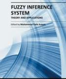 FUZZY INFERENCE SYSTEM – THEORY AND APPLICATIONS