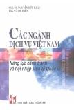 Năng lực cạnh tranh và hội nhập kinh tế Quốc tế của các ngành dịch vụ Việt Nam