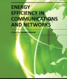 ENERGY EFFICIENCY IN COMMUNICATIONS AND NETWORKS