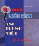 Từ điển Ngân hàng Anh - Trung - Việt - Ngọc Thái