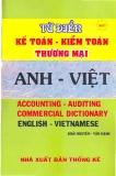 Từ điển về Kế toán - Kiểm toán - Thương mại Anh Việt