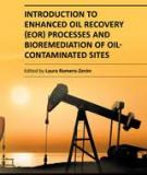 INTRODUCTION TO ENHANCED OIL RECOVERY (EOR) PROCESSES AND BIOREMEDIATION OF OIL‐CONTAMINATED SITES
