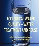 ECOLOGICAL WATER QUALITY – WATER TREATMENT AND REUSE