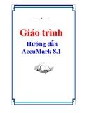 Giáo trình hướng dẫn AccuMark 8.1