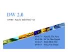 Siêu dữ liệu trong DW 2.0