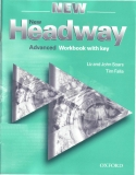 New Headway Advanced Workbook with key  Liz and John Soars TimFalla
