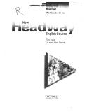 New Headway Beginner Workbook with key Tim Falla Liz and Jonh Soars