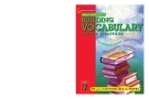 Building Vocabulary Skills and Strategies Level 3