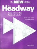 New Headway Upper Intermidiate Workbook with key