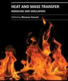 HEAT AND MASS TRANSFER – MODELING AND SIMULATION