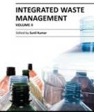 INTEGRATED WASTE MANAGEMENT – VOLUME II