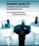 POWER QUALITY HARMONICS ANALYSIS AND REAL MEASUREMENTS DATA