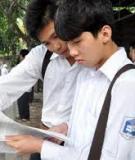 Đề thi và đáp án đề thi tuyển sinh đại học năm 2012 môn Hóa khối B - Mã đề 962