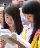 Đề thi tuyển sinh Đại học khối D năm 2012 môn Anh - Mã đề 248