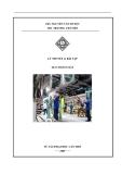 Lý thuyết và bài tập Quản trị sản xuất - Ths. Nguyễn Văn Duyệt