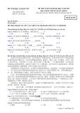 Đề thi và đáp án đề thi tuyển sinh đại học năm 2012 môn Tiếng Trung khối D- Mã đề 528