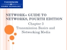 NETWORK+ GUIDE TO  NETWORKS, FOURTH  EDITION - CHAPTER 3