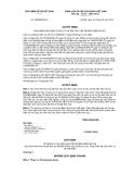 Quyết định số 488/QĐ-BHXH