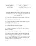 Quyết định số 935/QĐ-UBND