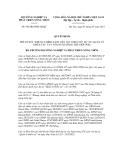 Quyết định số 966/QĐ-BNN-HTQT