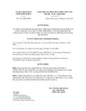 Quyết định số 1152/QĐ-UBND